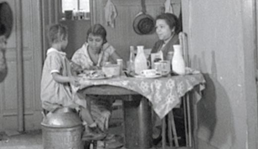 """Kitchen Scene, Harlem"""