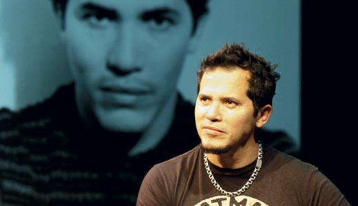 John Leguizamo's roots date back to the experimental theater scene in New York City.