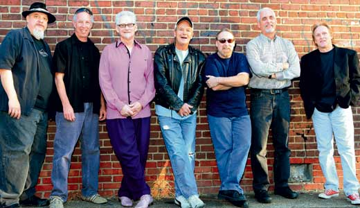Stray Cat Band performs Dec. 17 at Zeppelin Cafe.