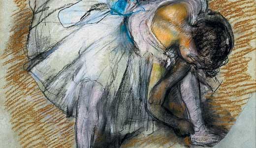 art-Edgar-Degas-Dancer-Adusting-Her-Shoe