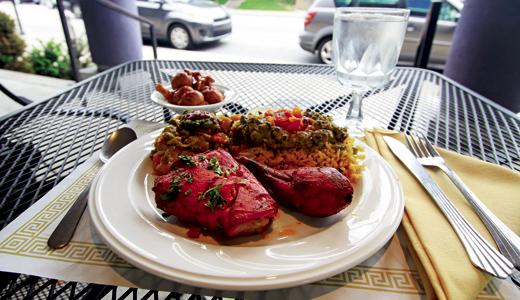 DINING-Sitar-Tandori-Chicken