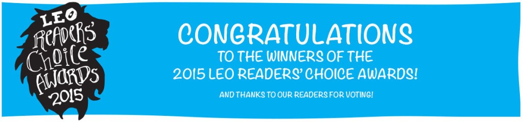 Congratulations to the Readers Choice Winners!