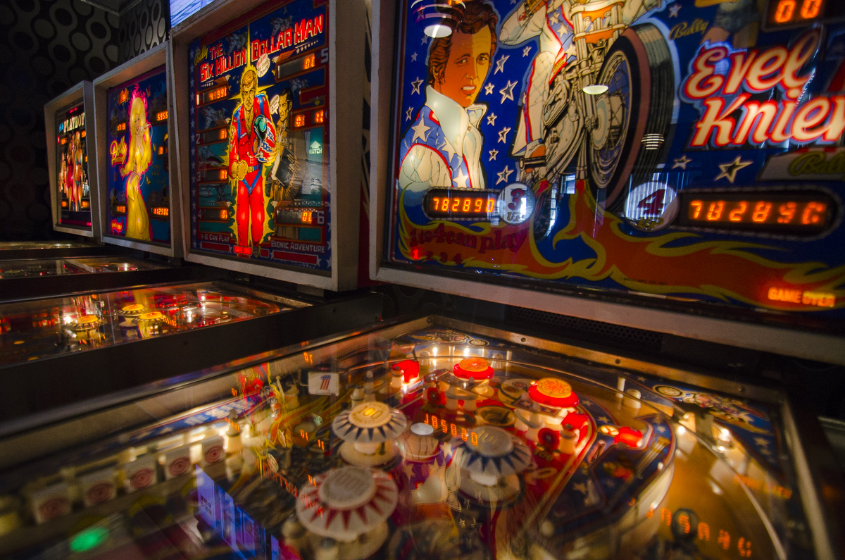 A quick guide to pinball in Louisville - Leo Weekly
