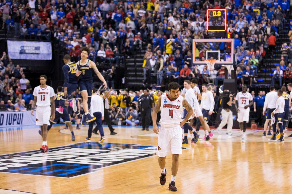 Louisville vs. Michigan
