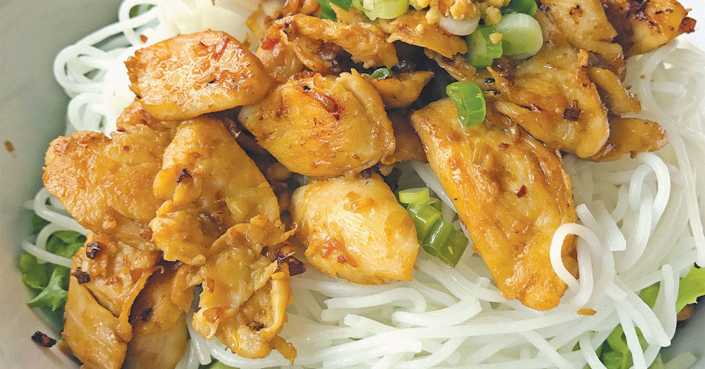 Bun Me Vietnamese Street Food