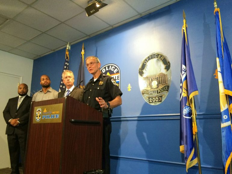 LMPD helped immigration agents - LEO Weekly