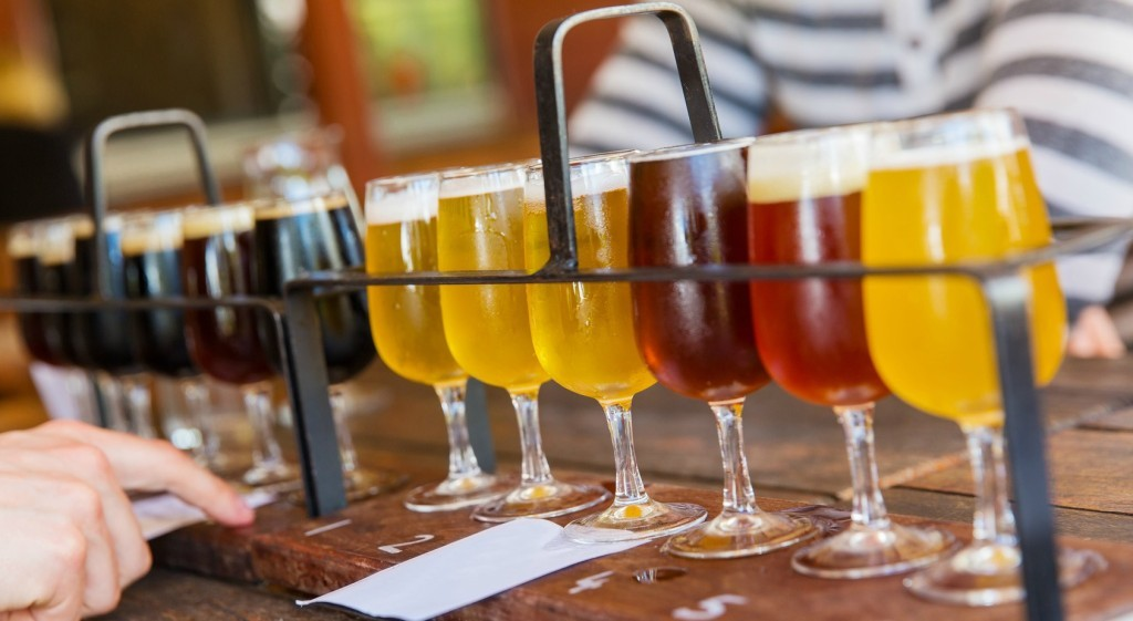 Our favorite spring beers from local breweries this season