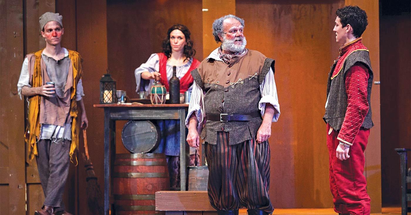 Kentucky Shakespeare S Henry Iv Has A Superb Ensemble