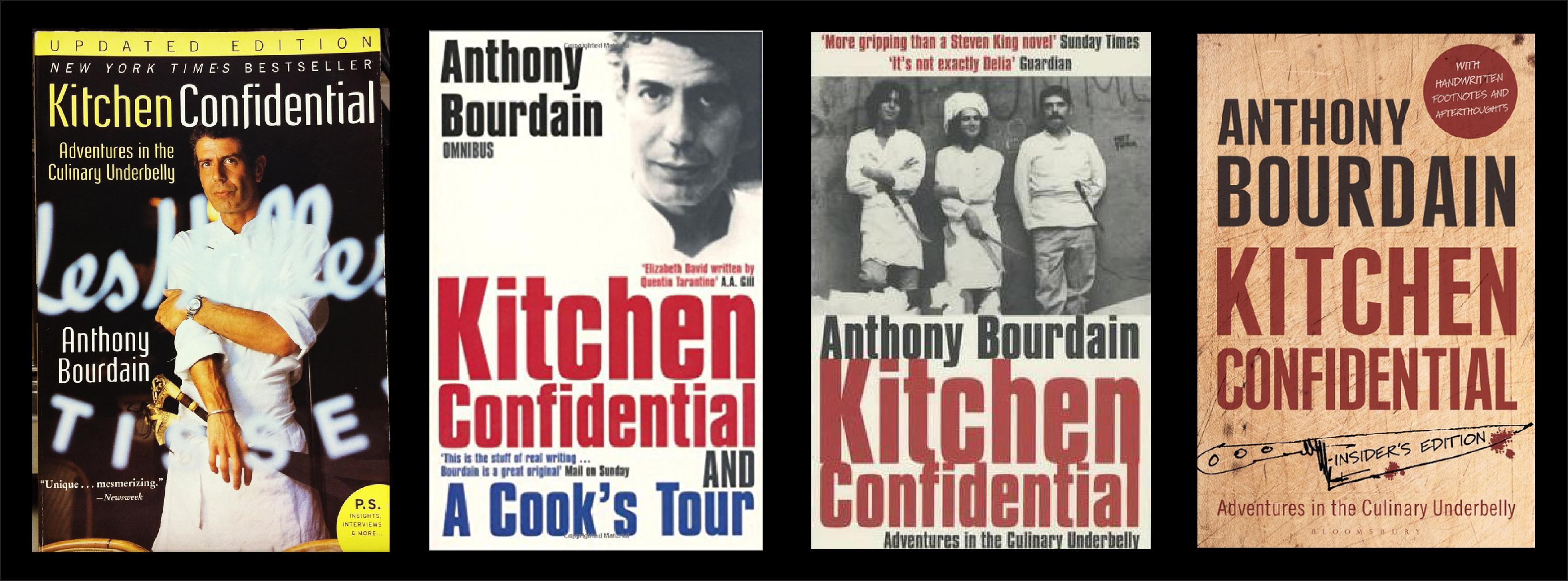 Kitchen Rant: Anthony Bourdain, Unabashed, Unfilteredu2026 Regular   LEO Weekly