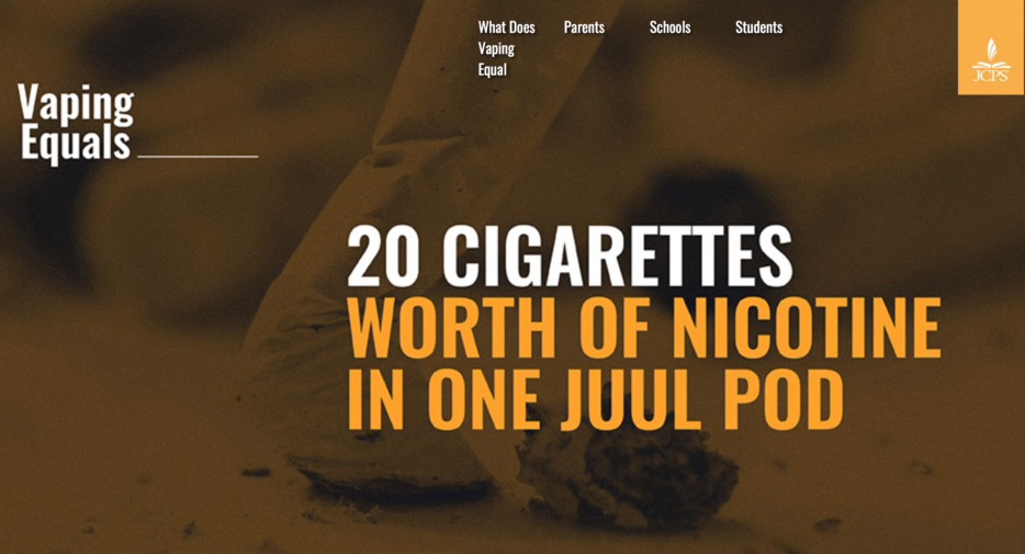 Jefferson County schools target vaping in new educational campaign, as teen use skyrockets
