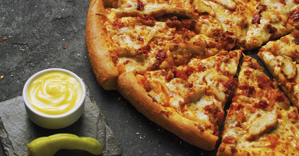 Where Pizza Hut, Papa John's fit in the pantheon of pizza - LEO Weekly