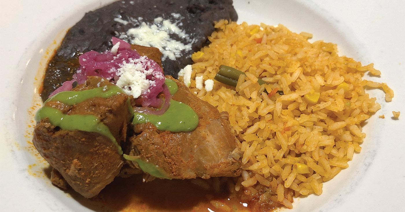 Las Margaritas For Top-Tier Mexican - LEO Weekly