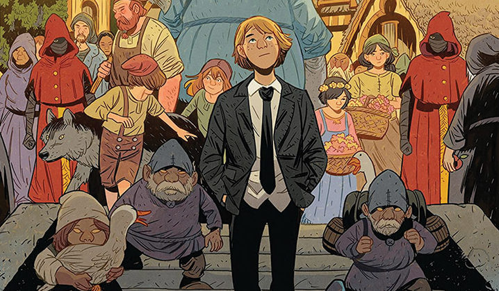 Comic Book Reviews: 'Folklords' and 'Creatures' - LEO Weekly