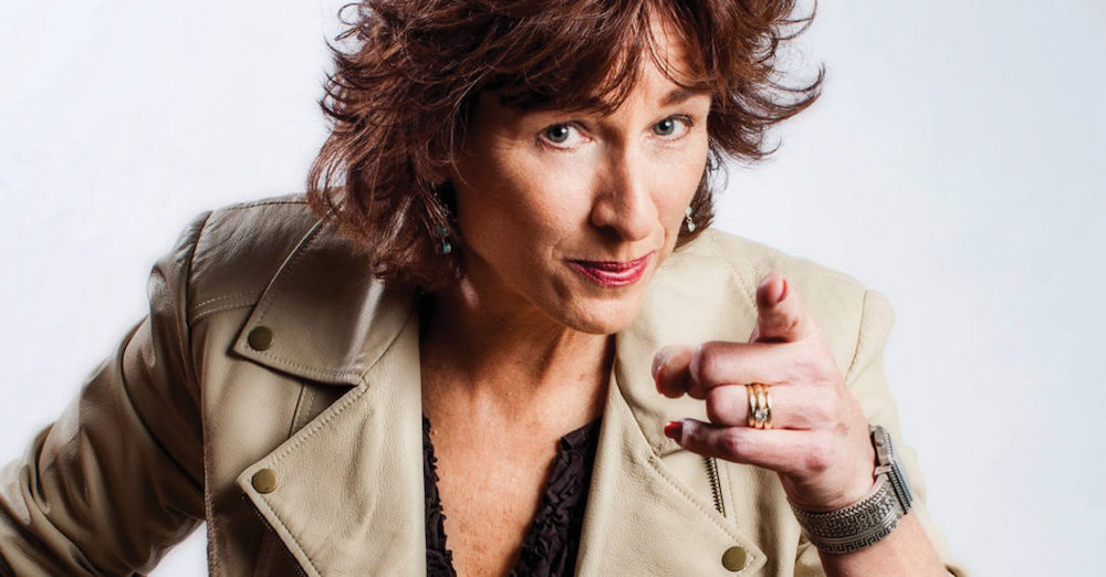 Comedian Julie Scoggins: 'Crotch Full Of Iced Tea' - LEO Weekly