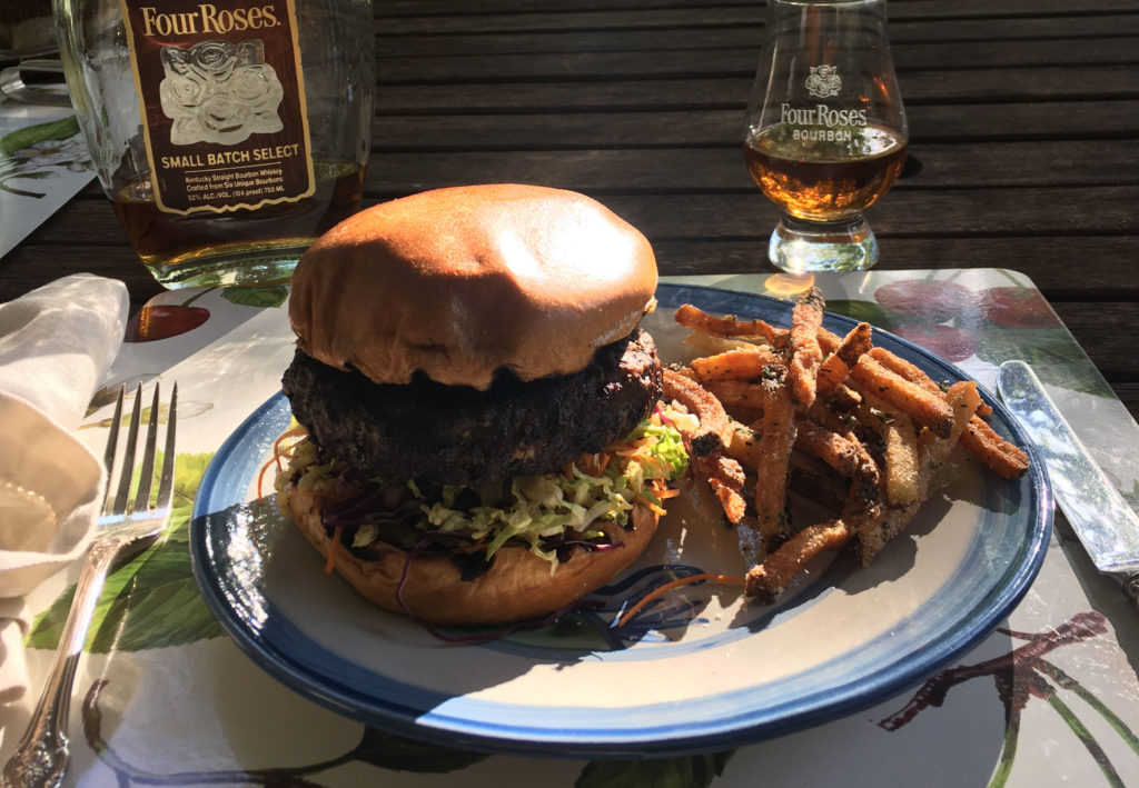Burgers and Bourbon